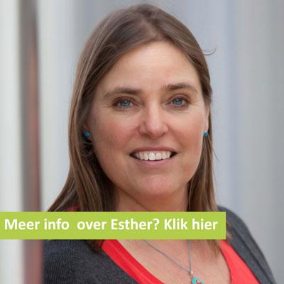 Meer weten over Esther? Klik hier
